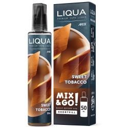 E-liquid Liqua Mix & Go Sweet Tobacco 50 ml