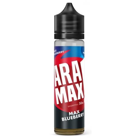 Aramax - E-liquide 50 ml Blueberry - LIQUA