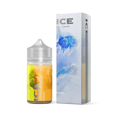 Differ - E-liquid Ice 60 ml Ice Mango - LIQUA