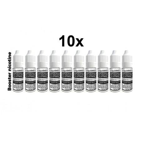Booster de Nicotine Liquideo 20 mg - LIQUA