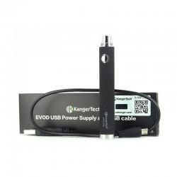 Batterie Kangertech EVOD USB 650 mAh Noir