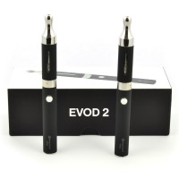 Kit Cigarette Electronique Kangertech EVOD2 Noir