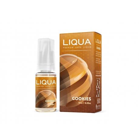 E-liquide Cookies / Cookies - LIQUA