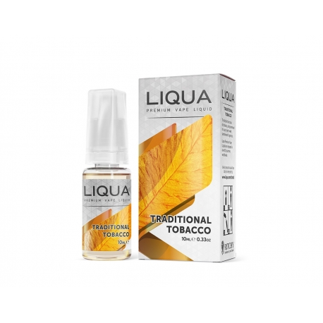 E-liquide Classique Traditionnel / Traditional Classic - LIQUA