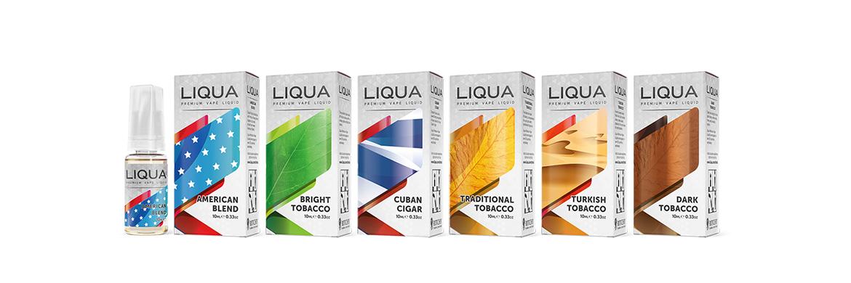 E-liquides Tabacs