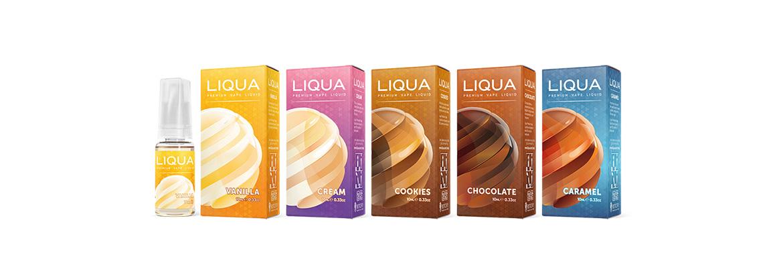 E-liquides Gourmandes